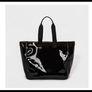 Mossimo Womens Jelly Tote Handbag